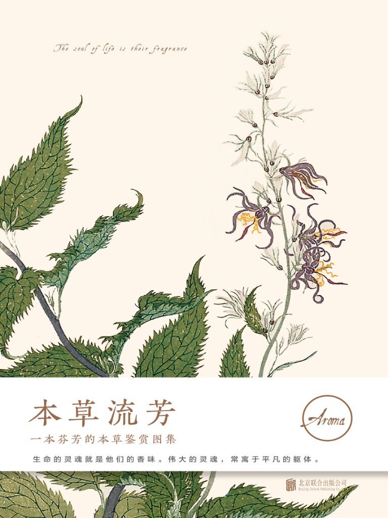 本草流芳:一本芬芳的本草鉴赏图集