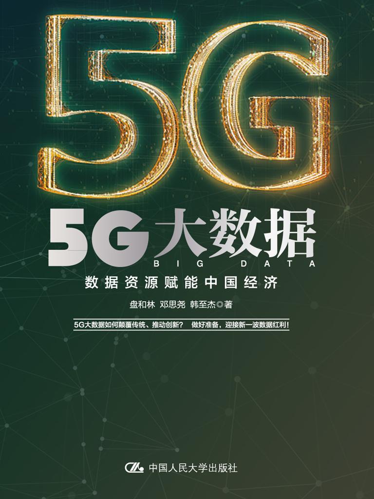 5G大数据:数据资源赋能中国经济