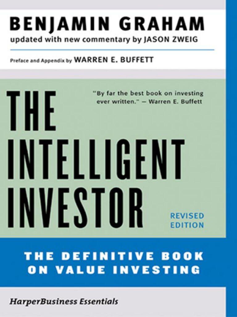 The Intelligent Investor,Rev. Ed