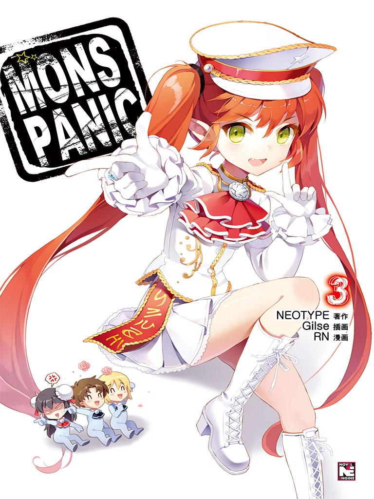 Mons Panic 3