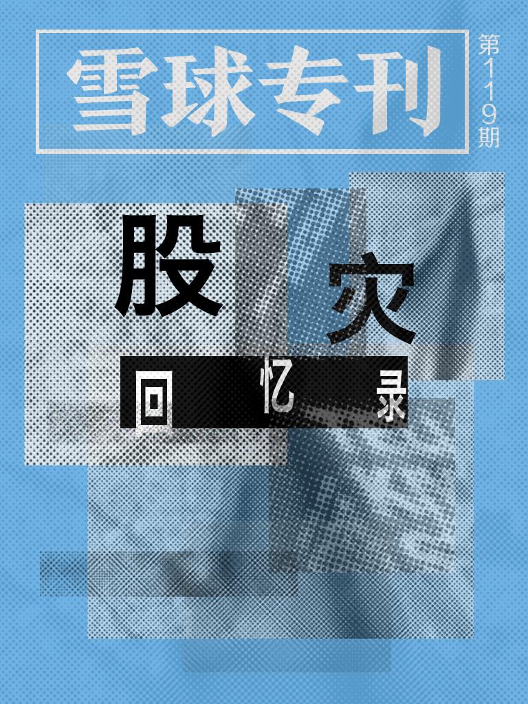 雪球专刊·股灾回忆录