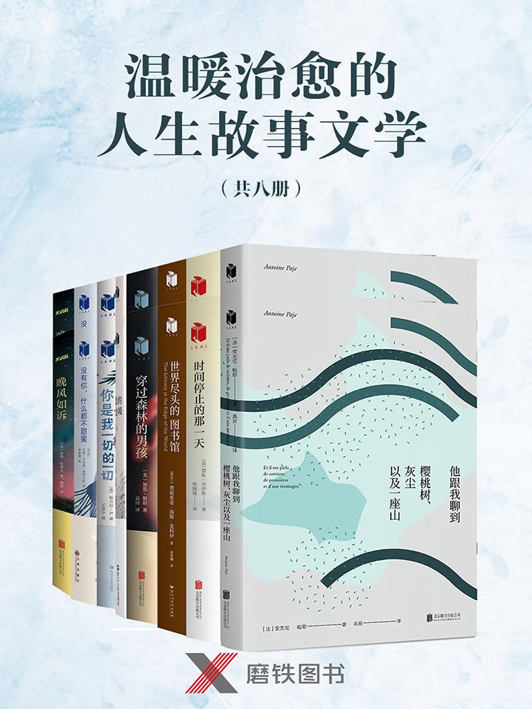 温暖治愈的人生故事文学(共八册)