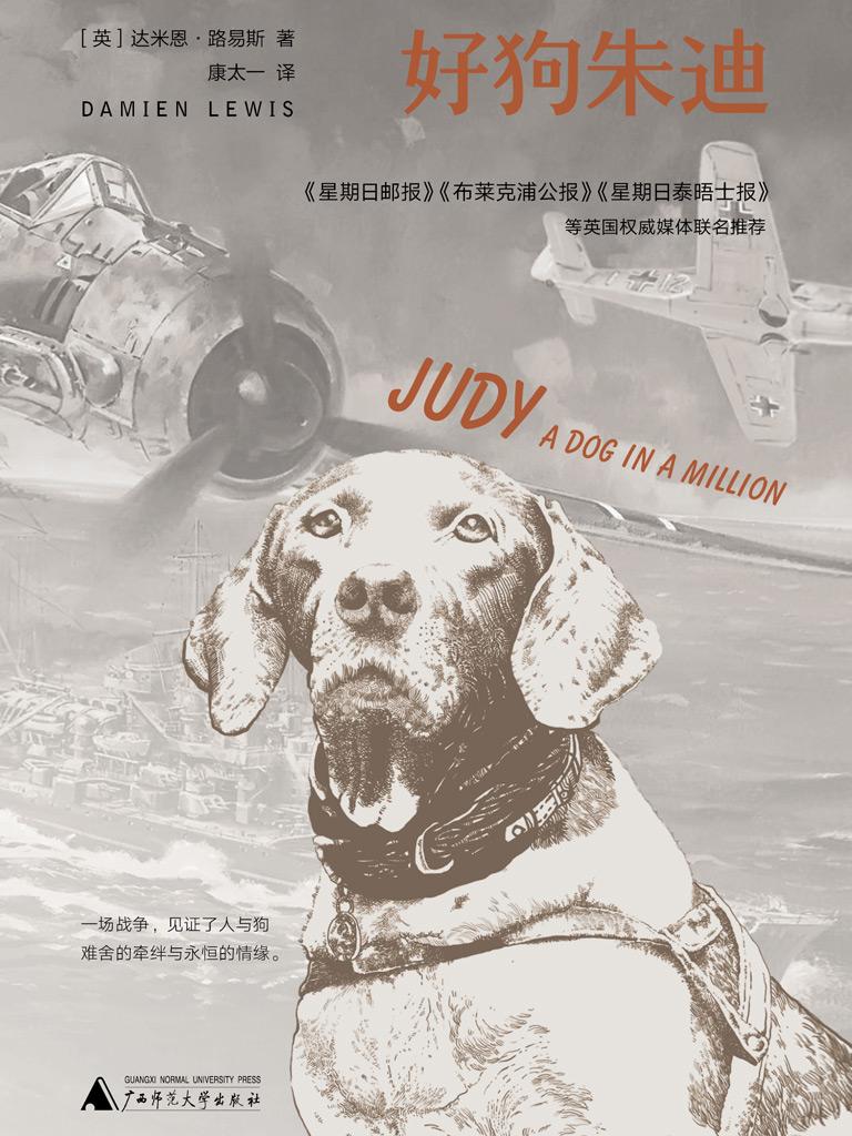 新民说:好狗朱迪