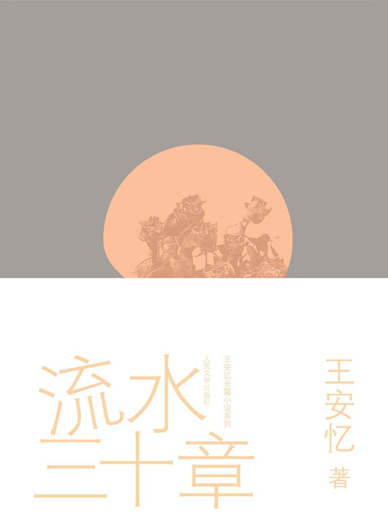 流水三十章(王安忆长篇小说系列)