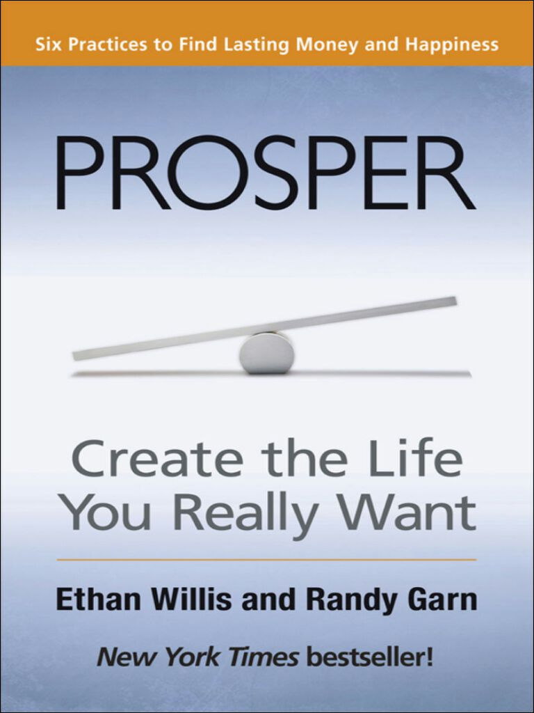 Prosper-Create the Life You Really Want