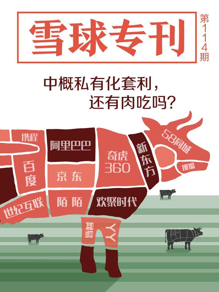 雪球专刊·中概私有化套利,还有肉吃吗?