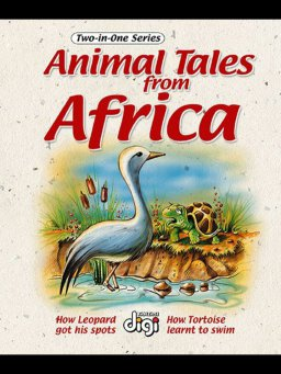 非洲动物故事2 Two-in-one:Animal Tales from Africa 2(英文版)