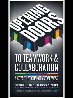 Opening Doors to Teamwork and Collaboration-4 Keys That Change Everything