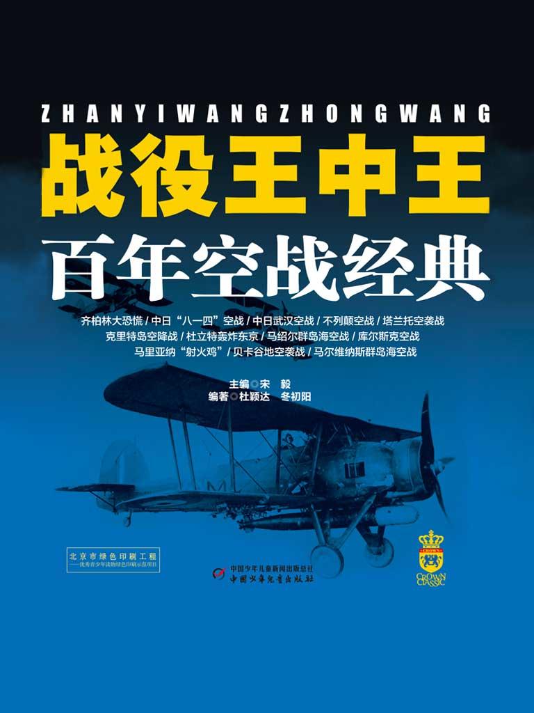 战役王中王:百年空战经典