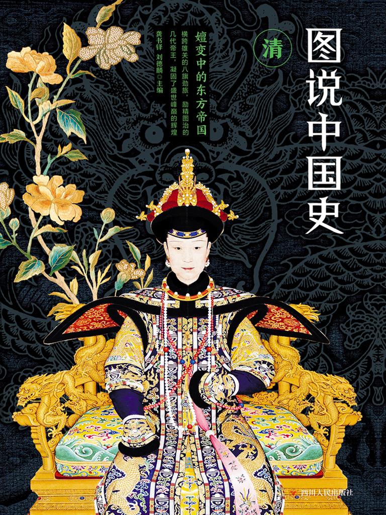 图说中国史:清