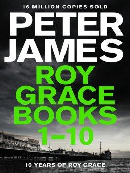 Roy Grace Ebook Bundle:Books 1-10