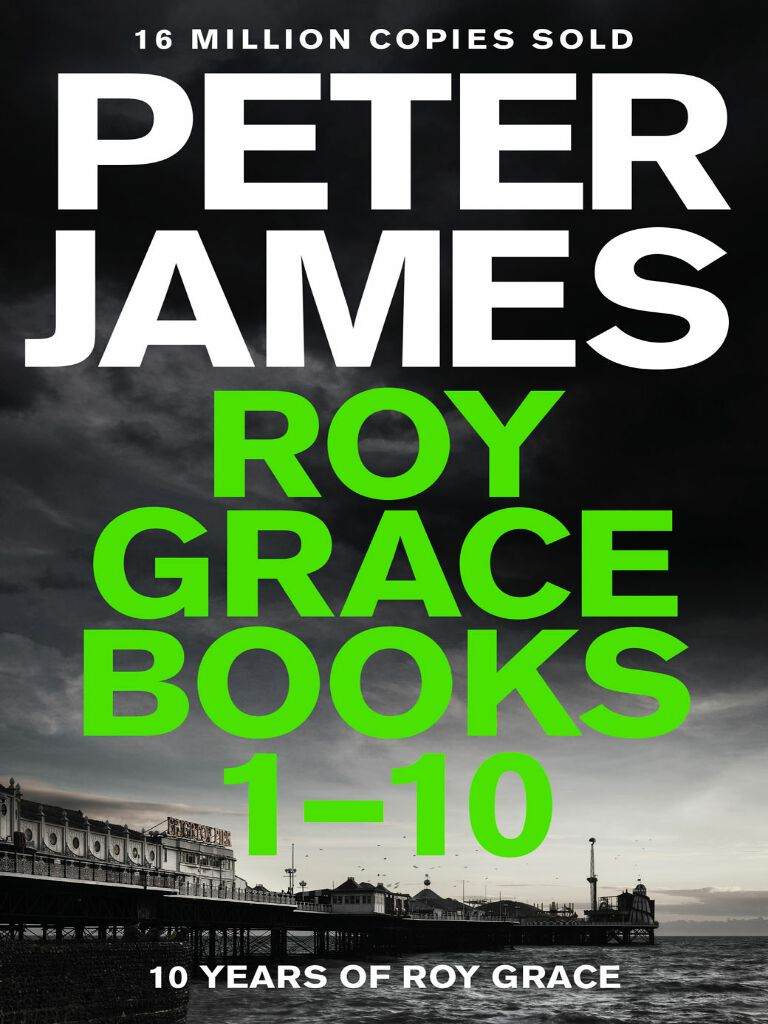 Roy Grace Ebook Bundle:Books 1-10