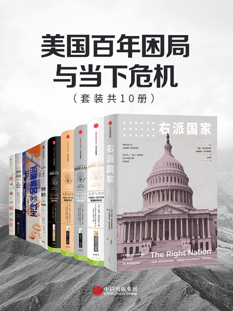 美国百年困局与当下危机(套装共10册)