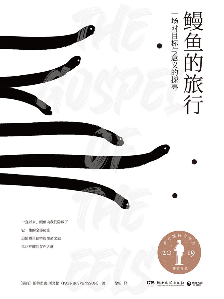 鳗鱼的旅行(豆瓣2020年度好书)