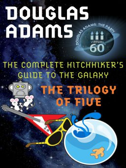The Hitchhiker's Guide to the Galaxy:The Trilogy of Five