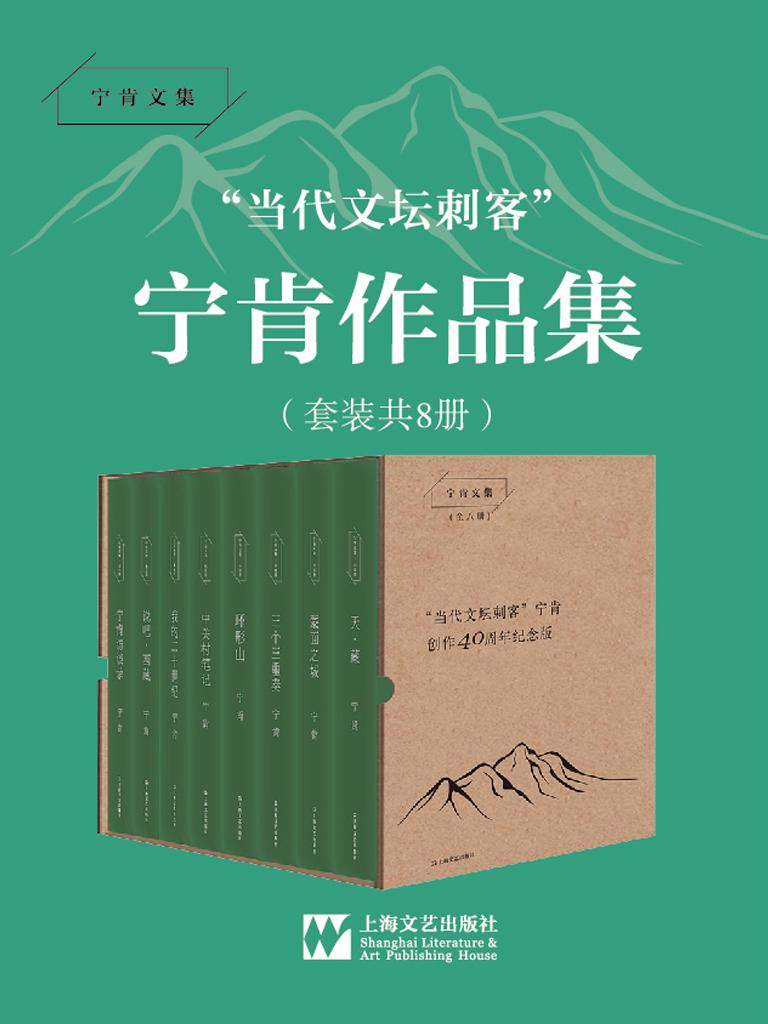 宁肯文集(共八册)