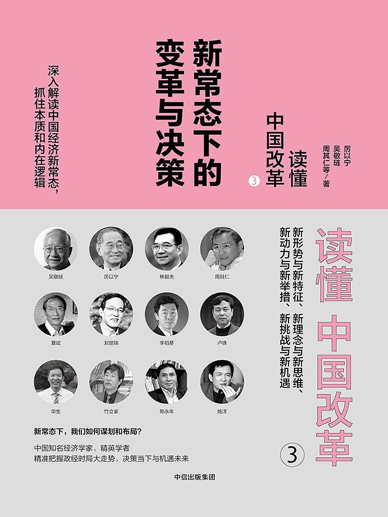 读懂中国改革 3:新常态下的变革与决策