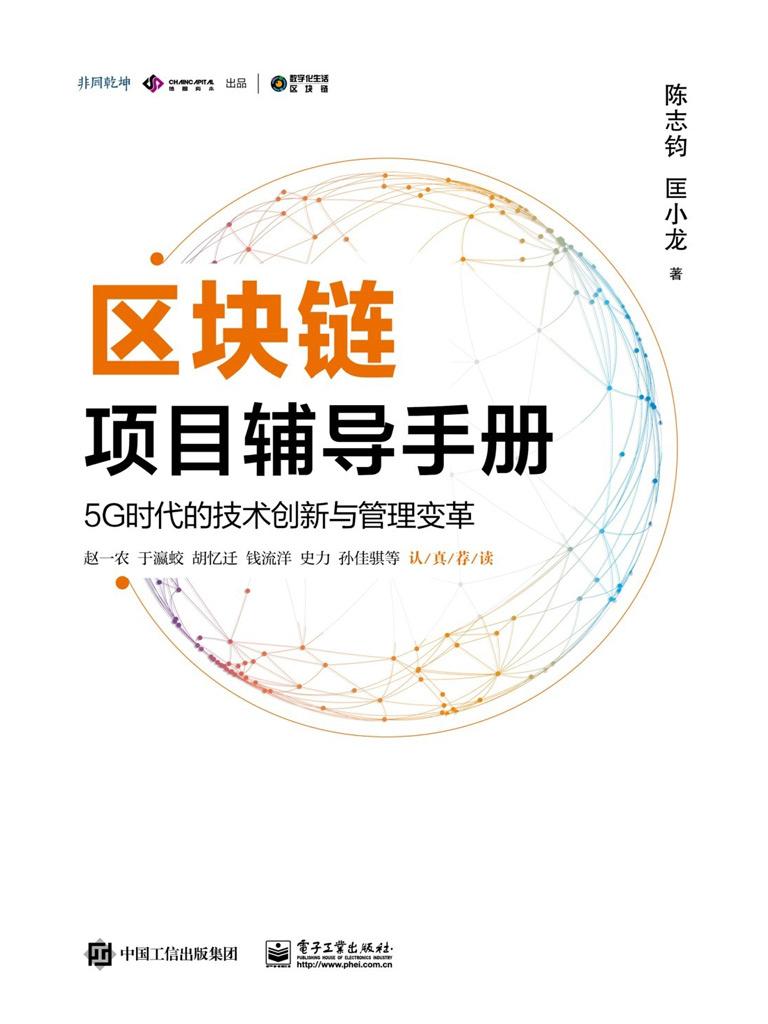 区块链项目辅导手册:5G时代的技术创新与管理变革
