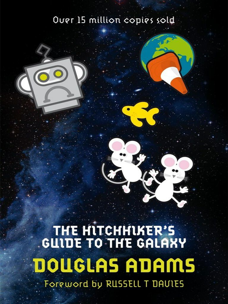 The Hitchhiker's Guide to the Galaxy #1