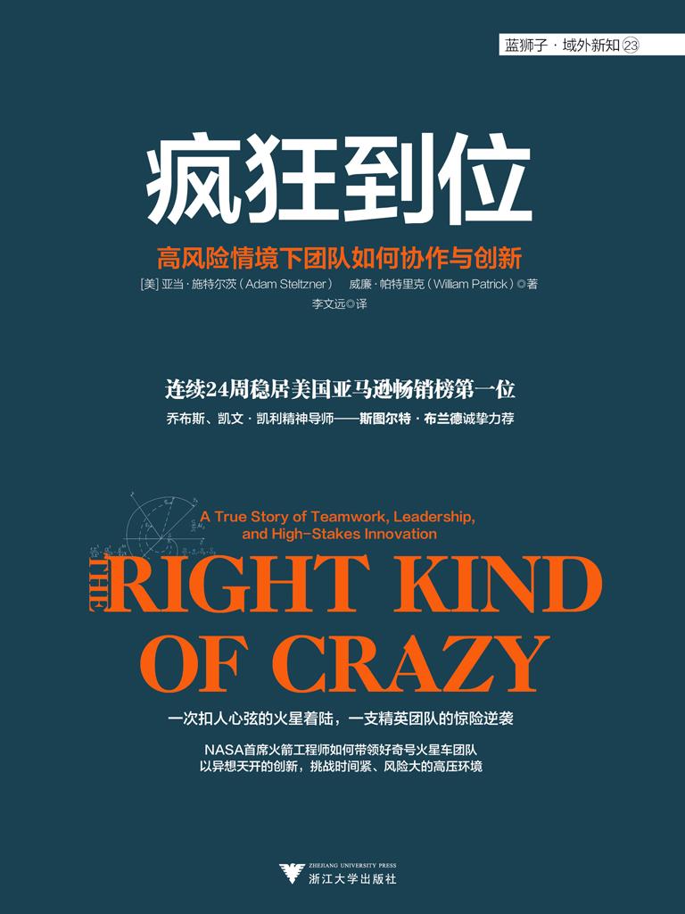 疯狂到位:高风险情境下团队如何协作与创新