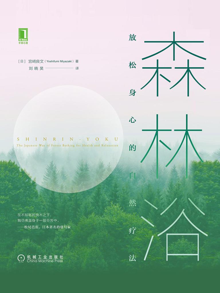 森林浴:放松身心的自然疗法
