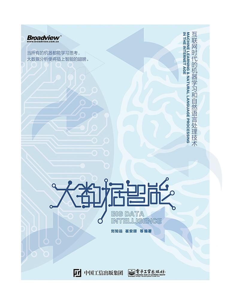 大数据智能:互联网时代的机器学习和自然语言处理技术