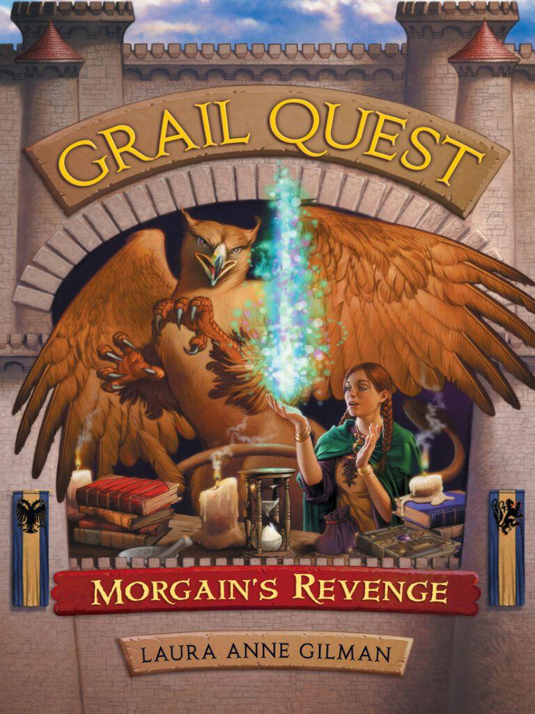 Grail Quest #2:Morgain's Revenge