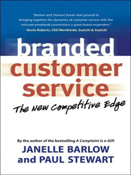 Branded Customer Service-The New Competitive Edge