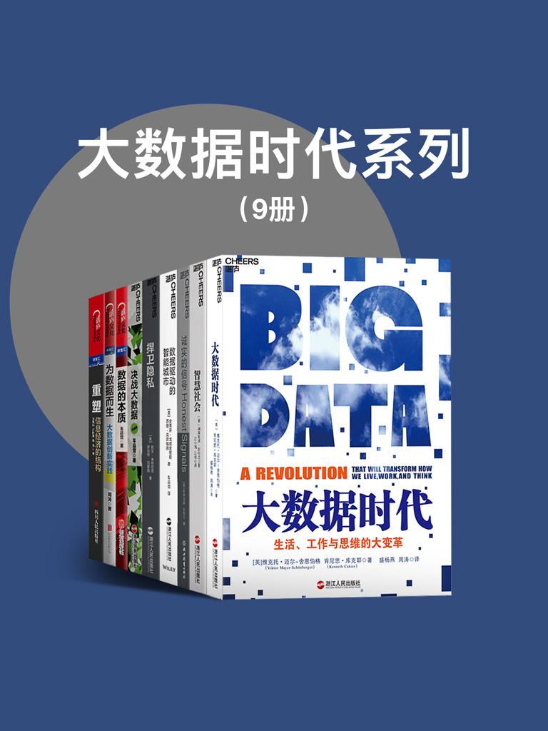 大数据时代系列(套装共9册)