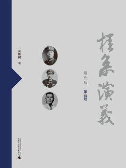桂系演义(增补版 第四册)