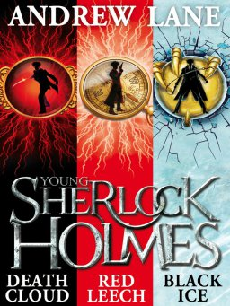 Young Sherlock Holmes 1-3