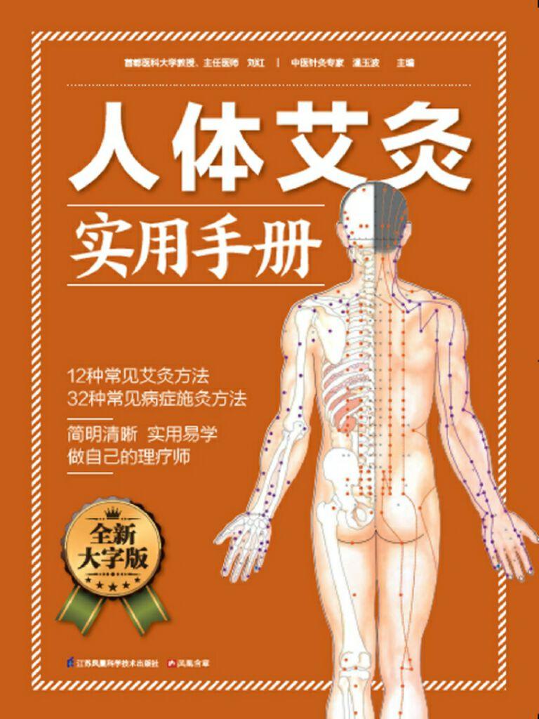 人体艾灸实用手册