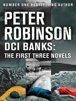 DCI Banks:The first three novels