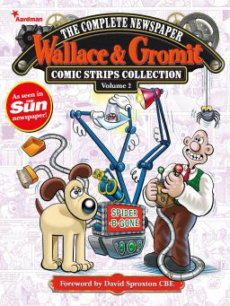 Wallace & Gromit:The Complete Newspaper Strips Collection Vol. 2