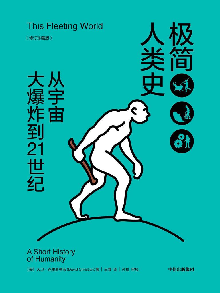 极简人类史:从宇宙大爆炸到21世纪(修订珍藏版)