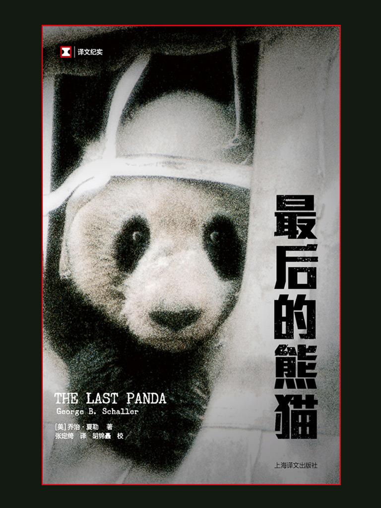 最后的熊貓(譯文紀實)