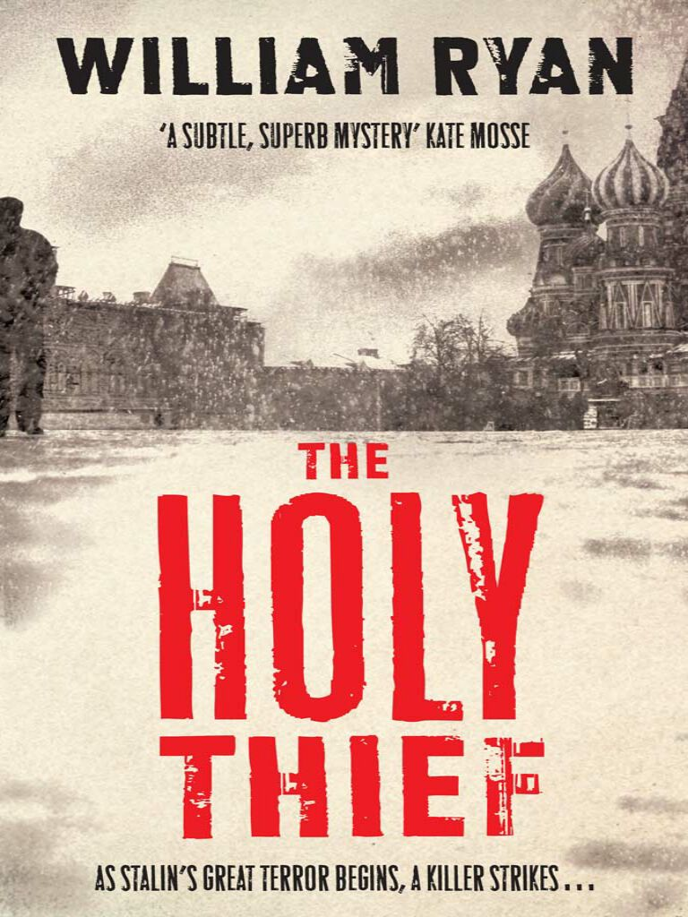 The Holy Thief #1
