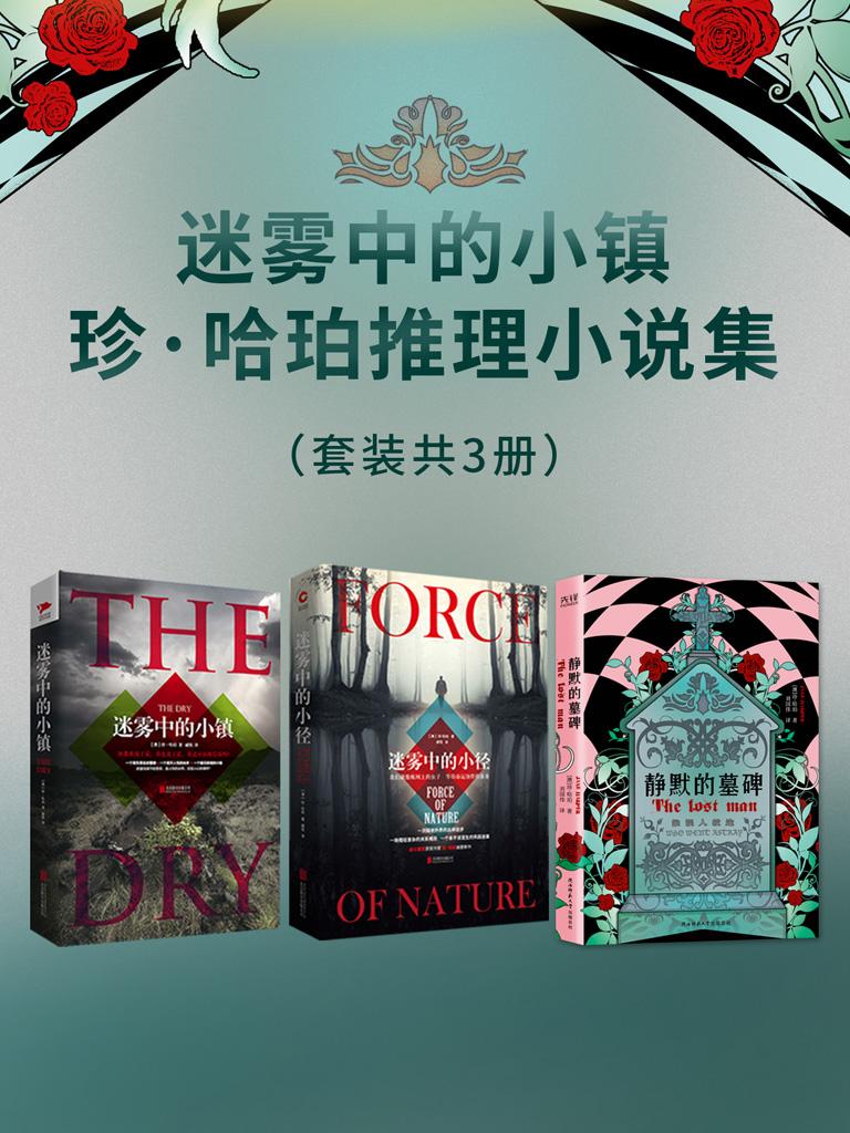 迷雾中的小镇:珍·哈珀推理小说集(套装共3册)