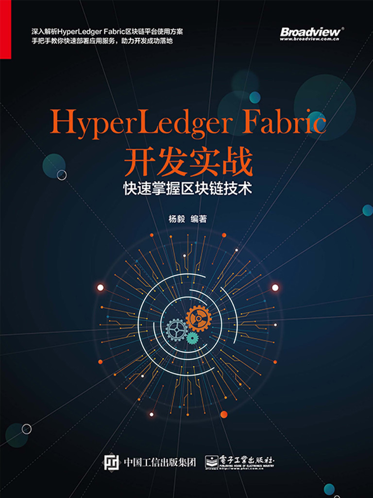 HyperLedger Fabric开发实战:快速掌握区块链技术