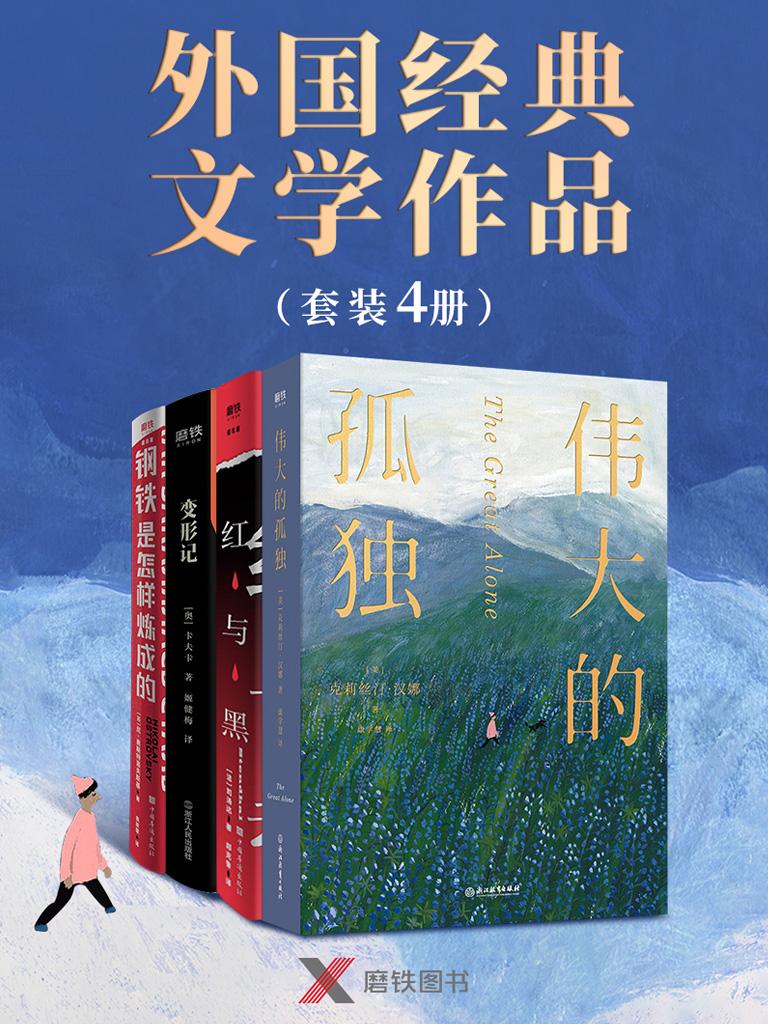 外国经典文学作品(套装共4册)