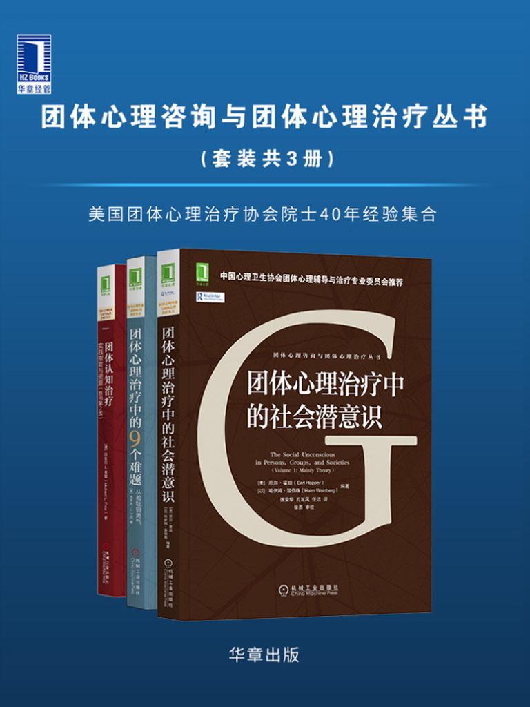 群体心理学·咨询与治疗系列丛书(套装共3册)