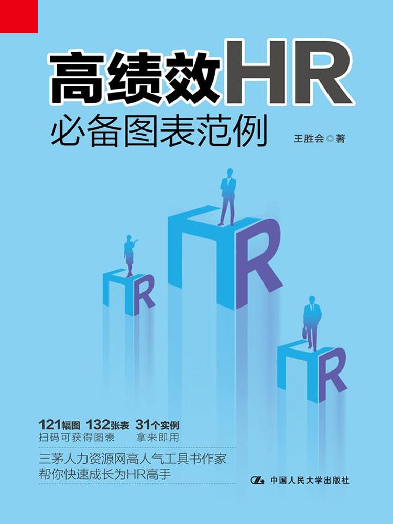 高绩效HR必备图表范例