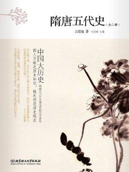 隋唐五代史(全二册 中国大历史)