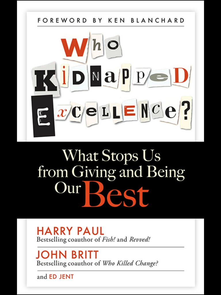 Who Kidnapped Excellence?