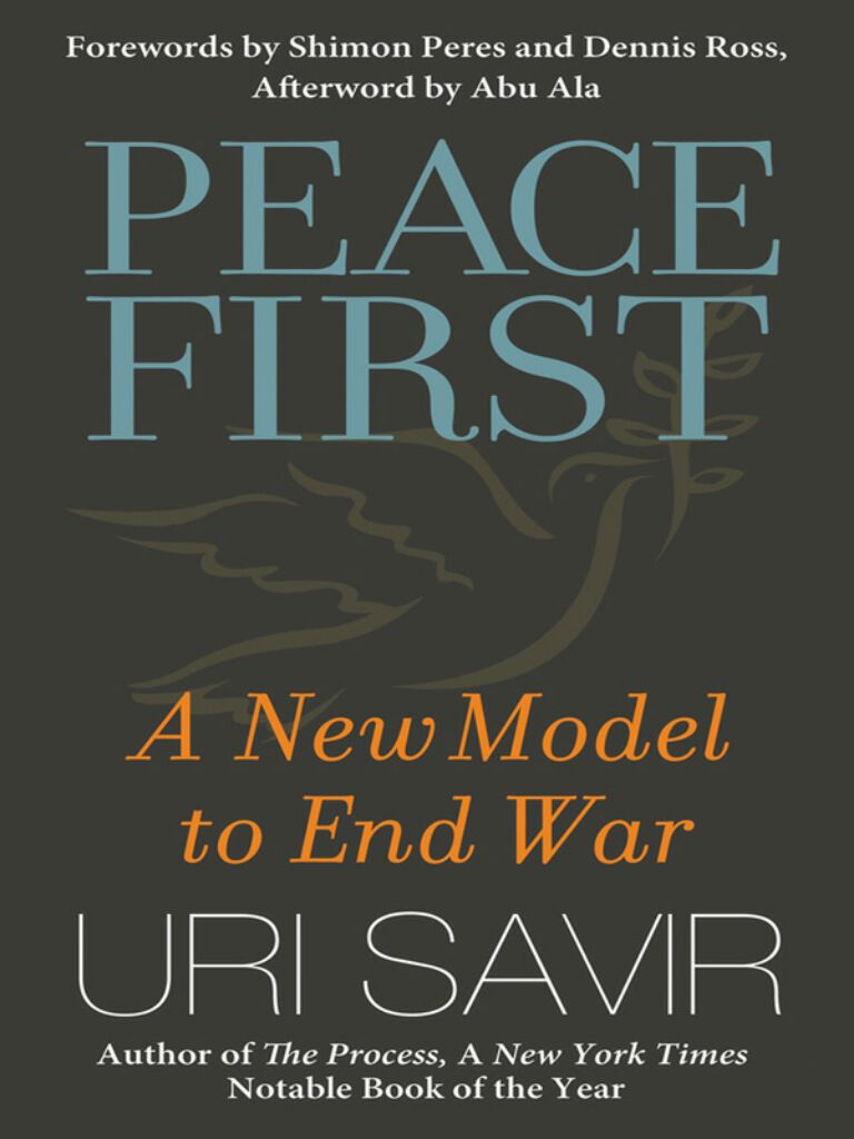 Peace First-A New Model to End War