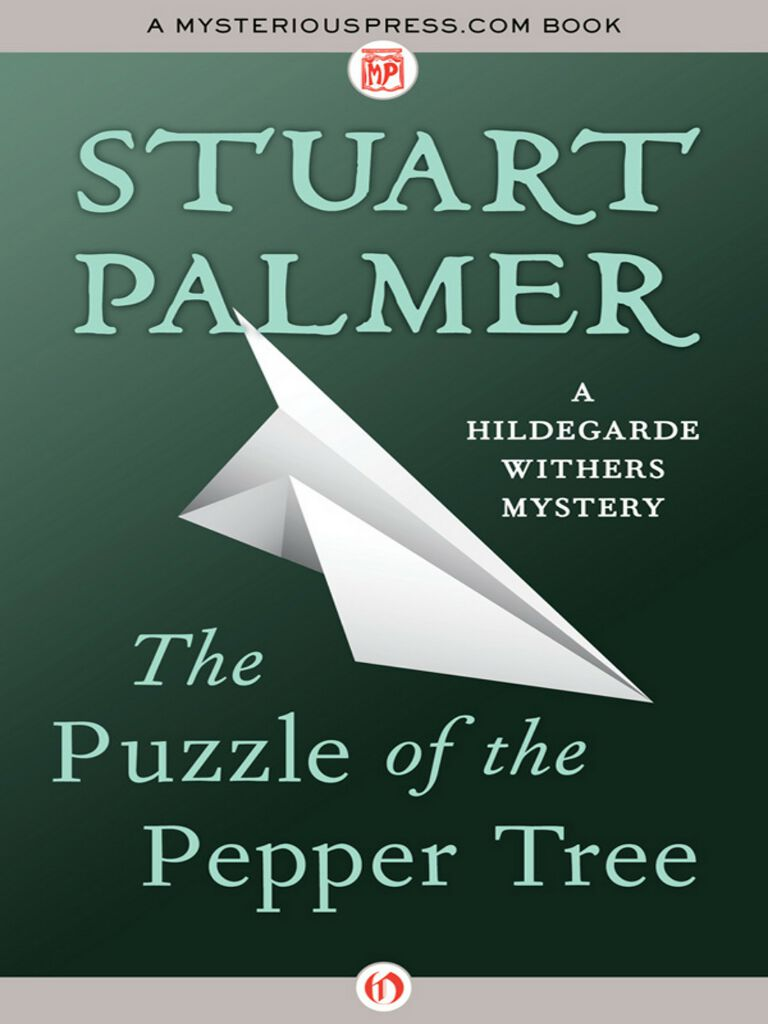 Puzzle of the Pepper Tree
