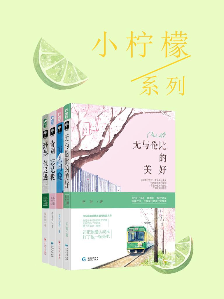 小柠檬系列(全四册)