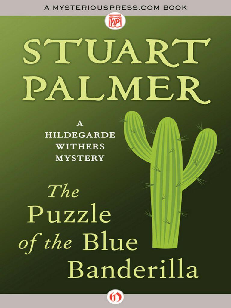 Puzzle of the Blue Banderilla