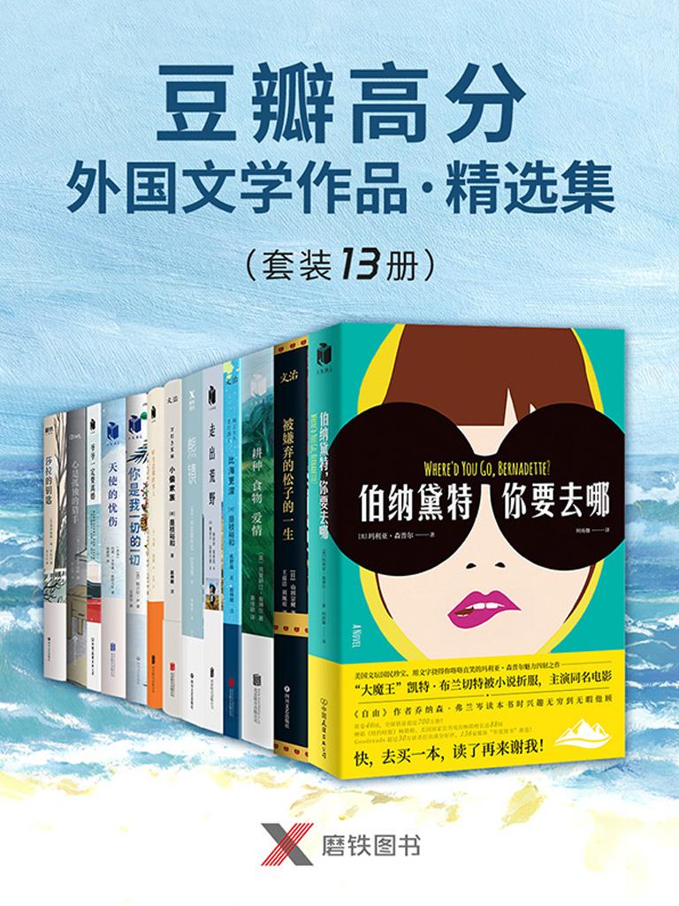 豆瓣高分外国文学作品精选集(套装共13册)