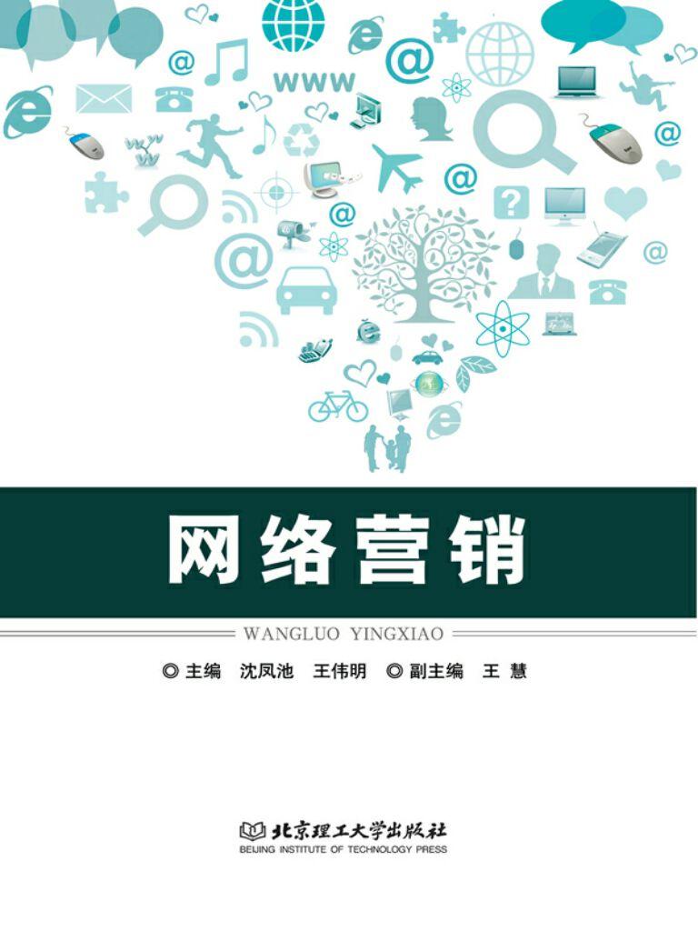 网络营销(沈凤池、王伟明 著)